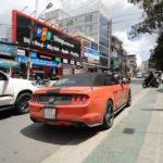 Hàng độc Ford Mustang 50 Years Edition mui trần ở Việt Nam
