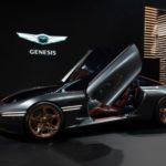 Siêu xe Genesis Essentia Concept ra mắt tuyệt đẹp