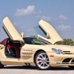 Siêu xe Mercedes SLR Mclaren cực đẹp bán lại giá cao