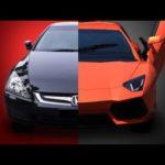 Tay chơi nhái Lamborghini Aventador từ Honda Accord