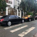 Bộ 3 xe sang của đại gia Sài Gòn xuất hiện cùng lúc