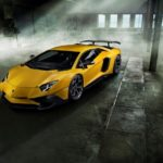 Siêu xe Lamborghini Aventador SV độ phong cách chiến đấu cơ