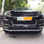 Xe Trung Quốc zotye T600 độ theo cảm hứng Land rover Discovery Việt Nam