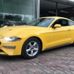 Ngắm xe Ford Mustang đời 2018 mới về Việt Nam