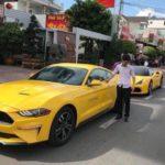 Tay chơi Bình Dương mua xe ford Mustang giá 2,9 tỷ tặng bố