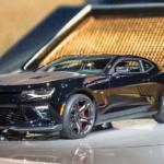 Siêu xe Chevrolet Camaro 2019 đã chạy hoàn thiện