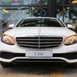 Mercedes E200 mới ra mắt giá từ 2,1 tỷ đồng