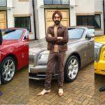 Tỷ phú Ấn Độ mua liền lúc 7 xe Rolls royce đủ màu