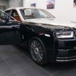 Đại gia Lào mua Rolls royce Phantom 2018
