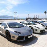 Dàn siêu xe của đại gia cà phê cực đẹp ở Nha Trang
