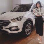 Hyundai Santafe siêu biển số ngũ quý 3 bán giá 2,5 tỷ