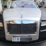 Rolls royce Ghost 2010 bán lại giá 10 tỷ ở Sài Gòn
