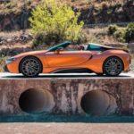 Siêu xe BMW i8 mui trần giá bán gần 4 tỷ tại Anh