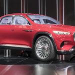 Ngắm Mercedes Maybach SUV ngoài đời thực: Quá đẹp