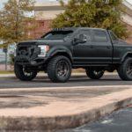 Siêu xe bán tải Ford F250 độ như rô bốt biến hình