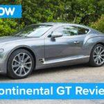 Vẻ đẹp ấn tượng của Bentley Continental GT 2019