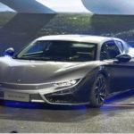 Siêu xe điện Qiantu K50 của Trung Quốc tuyệt đẹp và sang chảnh