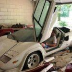 Ông nội để lại Lamborghini giá khủng cho cháu