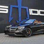 Siêu xe Mercedes-AMG S63 mui trần độ mạnh nhất hành tinh