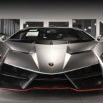 Siêu xe đỉnh Lamborghini Veneno Coupe cũ giá 220 tỷ đồng