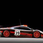 Siêu xe Mclaren F1 GTR phục chế như mới mua