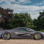 Tay đua Jenson Button bán siêu xe Mclaren P1 giá 2,1 triệu đô