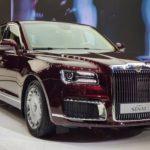 Chi tiết Limousine siêu sang của Nga Aurus Senat 2019