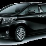 Choáng Toyota Alphard giá 6 tỷ nhập về Việt Nam