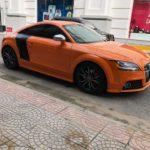 Tùng Giang rao bán Audi TTS 2010 giá chỉ 820 triệu đồng