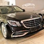 Mercedes Maybach S560 giá 11,1 tỷ đồng về Việt Nam