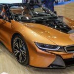 Siêu xe BMW i8 mui trần giá 8,5 tỷ ở Malaysia