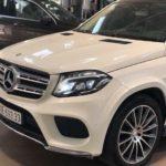 SUV siêu sang Mercedes GLS 2016 giá 6,3 tỷ đồng sau 2 năm dùng ở Hà Nội