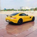 Nữ đại gia rao bán xe Mercedes-AMG GT S Edition 1 hiếm ở Việt Nam