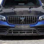 Mercedes-AMG GLC 63 Coupe độ cực hầm hố nhờ Body kit INFERNO