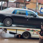 Đại gia Lào mua Rolls royce Phantom 2018 trước đại gia Việt
