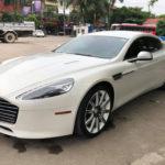 Đại gia Ninh Bình bán Aston Martin Rapide S giá chục tỷ