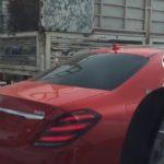Mercedes S400 lên lô gô cả Maybach và S65 AMG ?