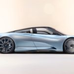 Siêu xe tương lai McLaren Speedtail khoe dáng đẹp