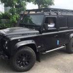 Land Rover Defender giá 3 tỷ cực hiếm về nhà đại gia Hải Phòng