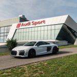 Siêu xe Audi R8 V10 Competition 2018 cực đẹp và nhanh mạnh