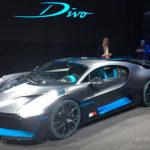 Siêu xe Bugatti Divo giá 5,8 triệu đô ra mắt