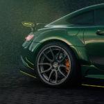 Siêu xe Mercedes-AMG GT 2018 độ siêu đẹp bởi Fostla