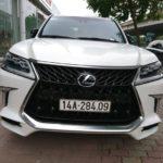 Đại gia Quảng Ninh bán Lexus Lx570 độ Supersport giá 7,3 tỷ đồng