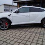 Giá ở nước ngoài gần 5 tỷ về Việt Nam Lamborghini Urus giá 17 tỷ