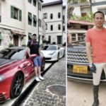 Đại gia ma tuý Lào chơi dàn siêu xe khủng