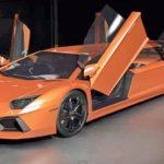 Lamborghini Aventador kéo dài thành Limousine trông thế nào ?