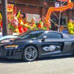 Cường đôla mua thêm siêu xe Audi R8 V10 giá 12 tỷ đồng