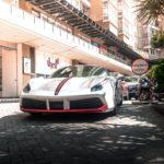 Ferrari độ nhẹ nhàng của đại gia Sài Gòn