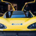 Siêu xe độc nhất vô nhị chế tạo từ Ferrari F430