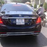 """Đại gia Sài Gòn mua Maybach S450 gắn biển ngũ quý """"lộc"""" siêu đẹp"""